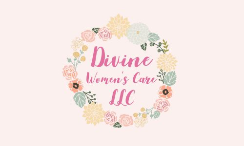 Divine Women's Care, LLC Retina Logo